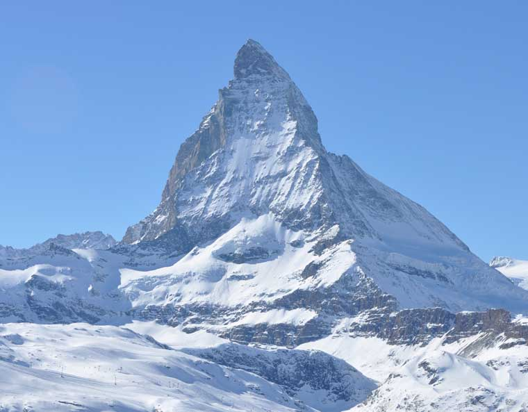 A multi-day trip starting in  Zermatt? Sounds good to us!