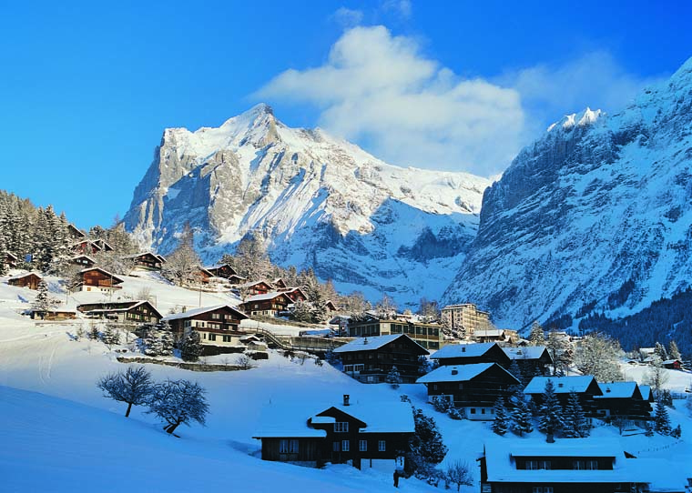 Grindelwald is now a lot easier to get to thanks to Skyworks' new route | Jungfrau Tourism