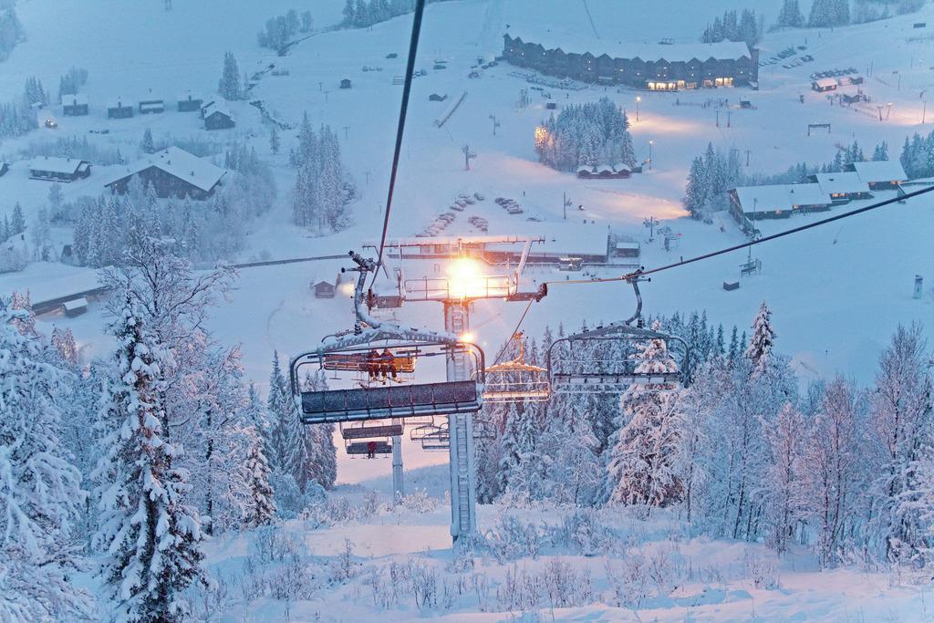 Swanky uplift | Skistar.com/Kalle Hägglund