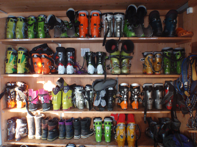 Boot room etiquette = a tricky skill to master | Yolanda Carslaw
