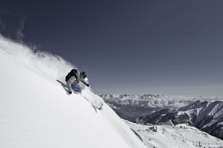 Zell am See's oft-forgotten freeride side | Niki Faistauer