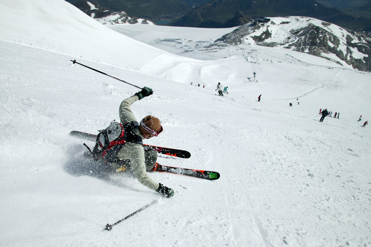 Find your ski legs in Tignes |Monica Dalmasso