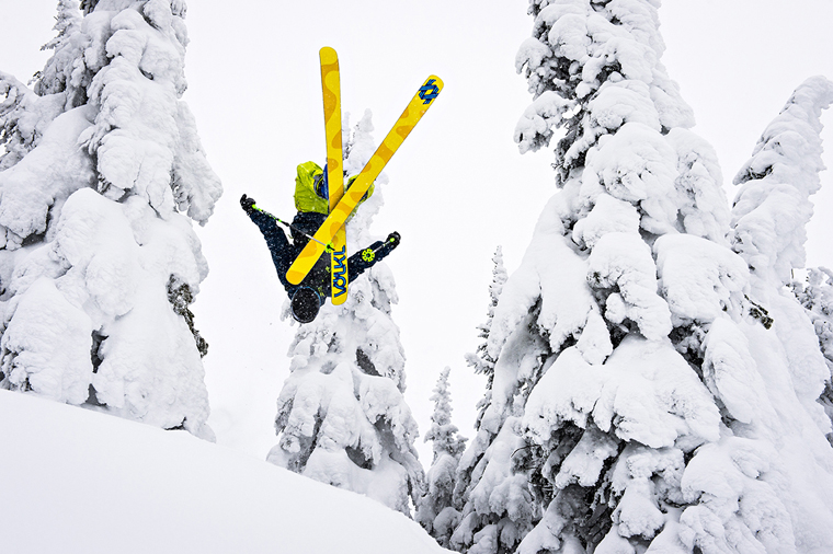 Everything in Völkl's range, from piste skis to big mountain funsters, impressed this year|Pally Learmond / Völkl