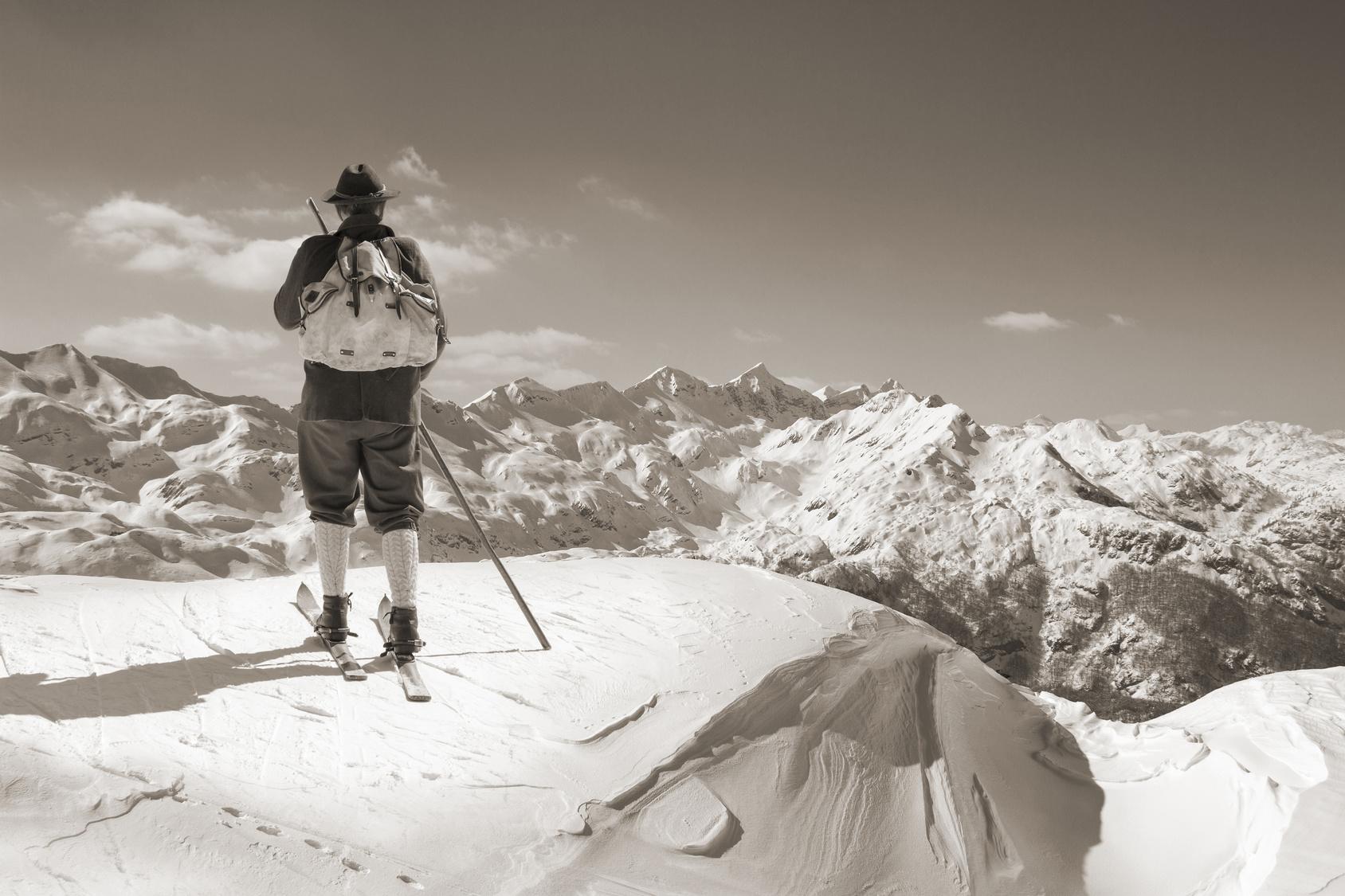 suche nach dem besten detaillierte Bilder am besten bewertet neuesten Skis through the ages - Fall-Line Skiing