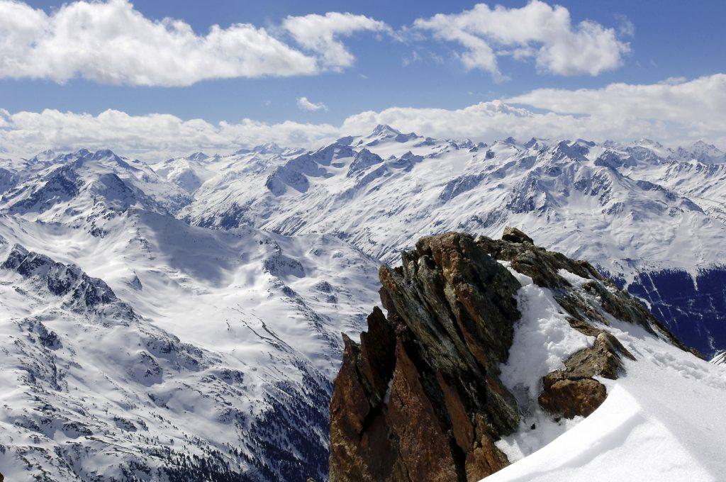Sölden, a major resort in the Ötztal stars in the film | Tirol Werbung