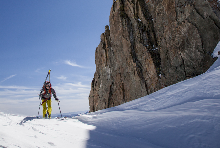 Another day, another summit push |Ted Mahon