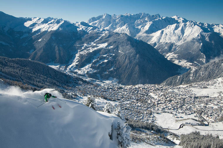 Verbier, Switzerland | Felix Tanguay