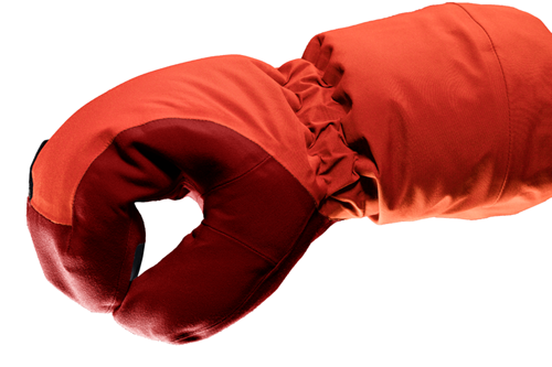 Materials like Gore-tex, as found in the Arc'teryx Lithic, offer exceptional breathability