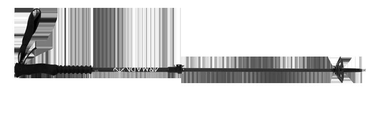 Armada 1516_poles_carbon-tl-adjustable_black