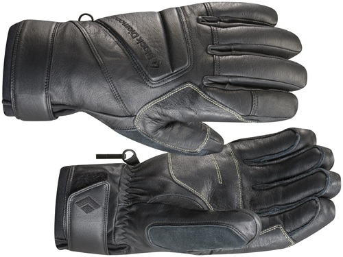 Leather: the glovemakers material of choice