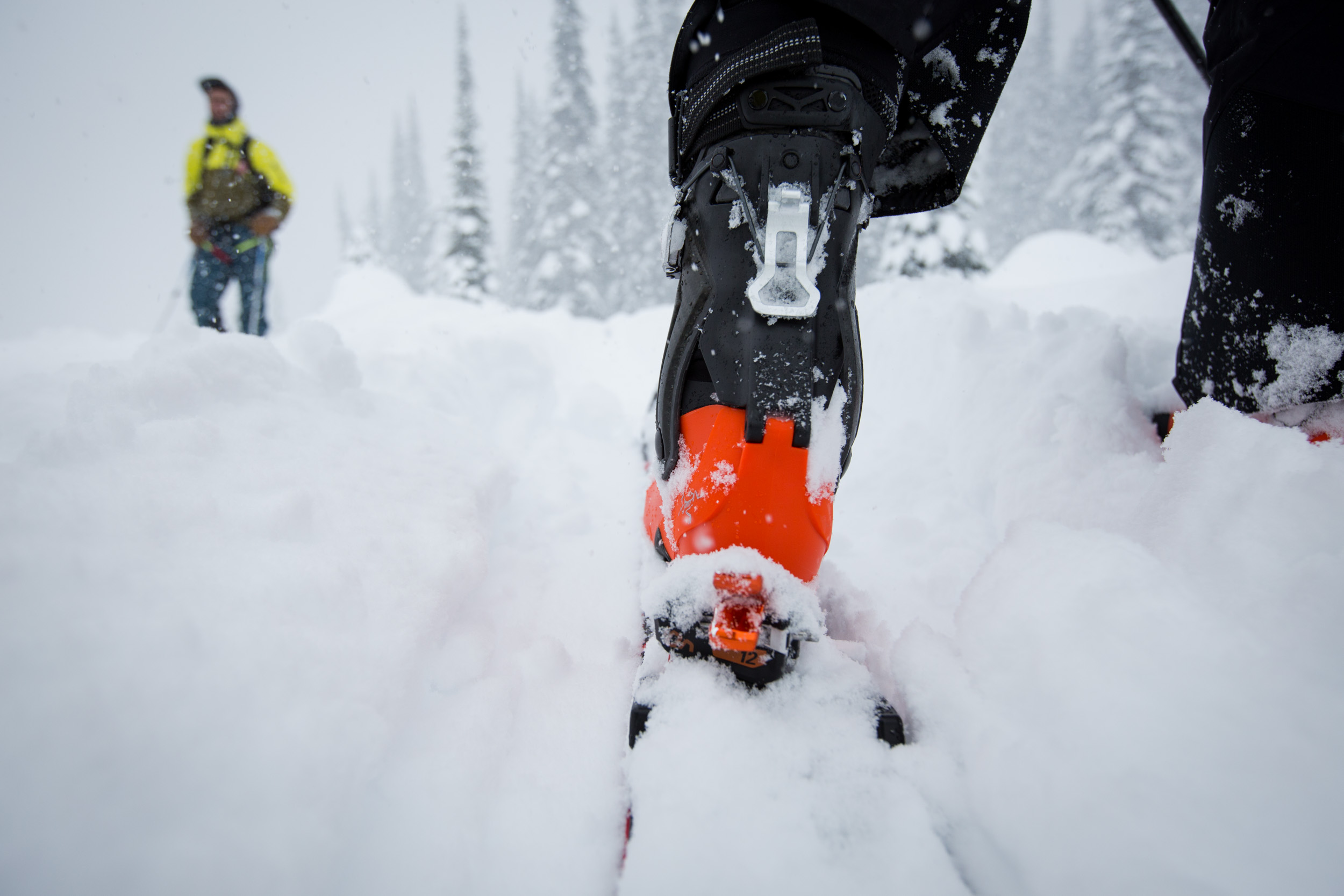 29b582e64c UK exclusive  Fall-Line tests the new Arc teryx ski boots - Fall ...