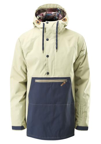Westbeach Bateman Overhead jacket Clay WB1510 1