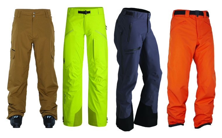 8 Of The Best Men S Ski Pants Fall Line Skiing