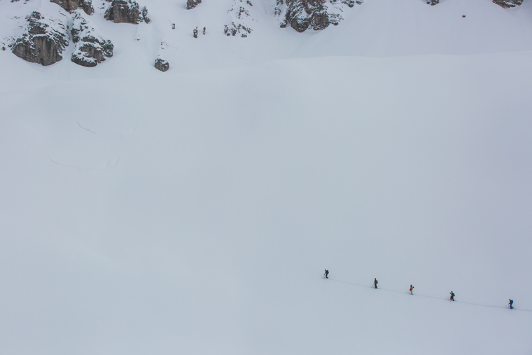 you want to try ski touring?