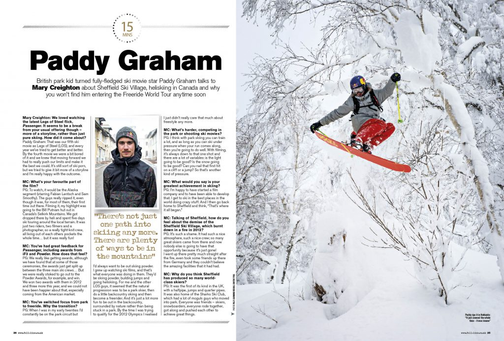 Made in Sheffield: Paddy Graham