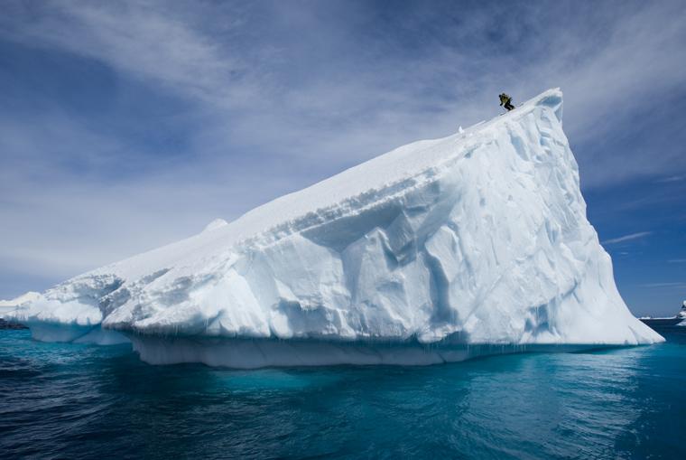 Andrew McLean, Antarctica