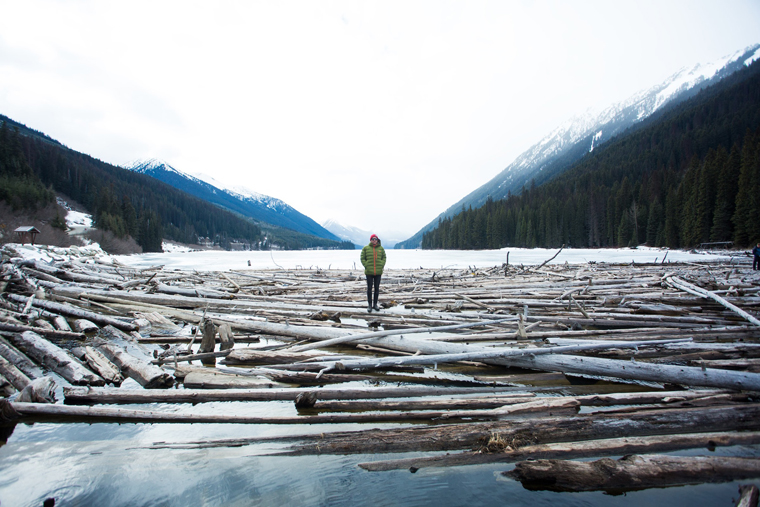Sam Smoothy enjoys the surroundings | Jake Dyson | Sherpa Cinemas