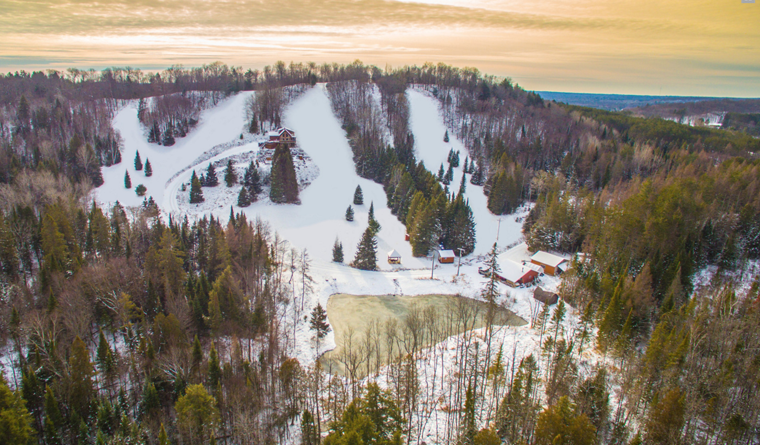 For Sale: Fiddlehead mountain and its 123 acres of skiing