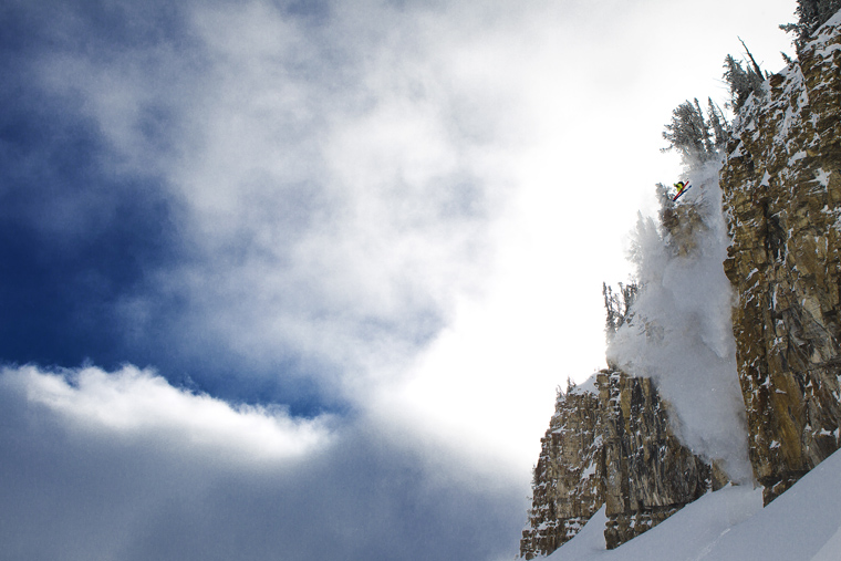Rider: Jamie Pierre Location: Jackson Hole