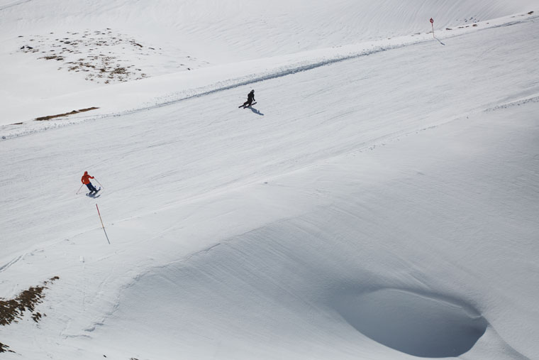 Putting piste skis through their paces | Callum Jelley