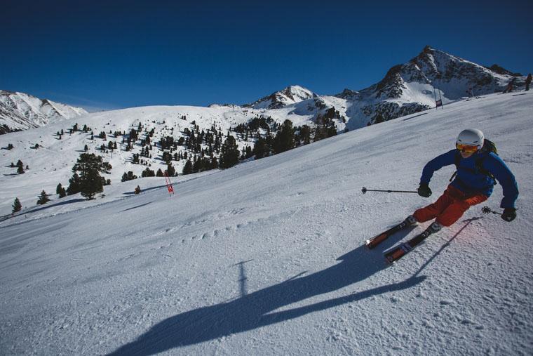 Dynastar's new skis = surprisingly liveley   Callum Jelley