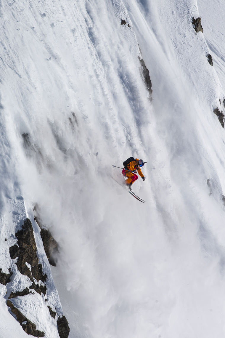 Matilda Rapaport performs in Haines, AK, USA on March 24, 2015 // Oskar Enander/Red Bull Content Pool // P-20150707-00092 // Usage for editorial use only // Please go to www.redbullcontentpool.com for further information. //