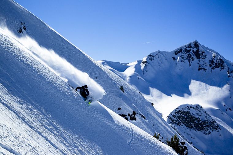Europe's best off piste - La Plagne