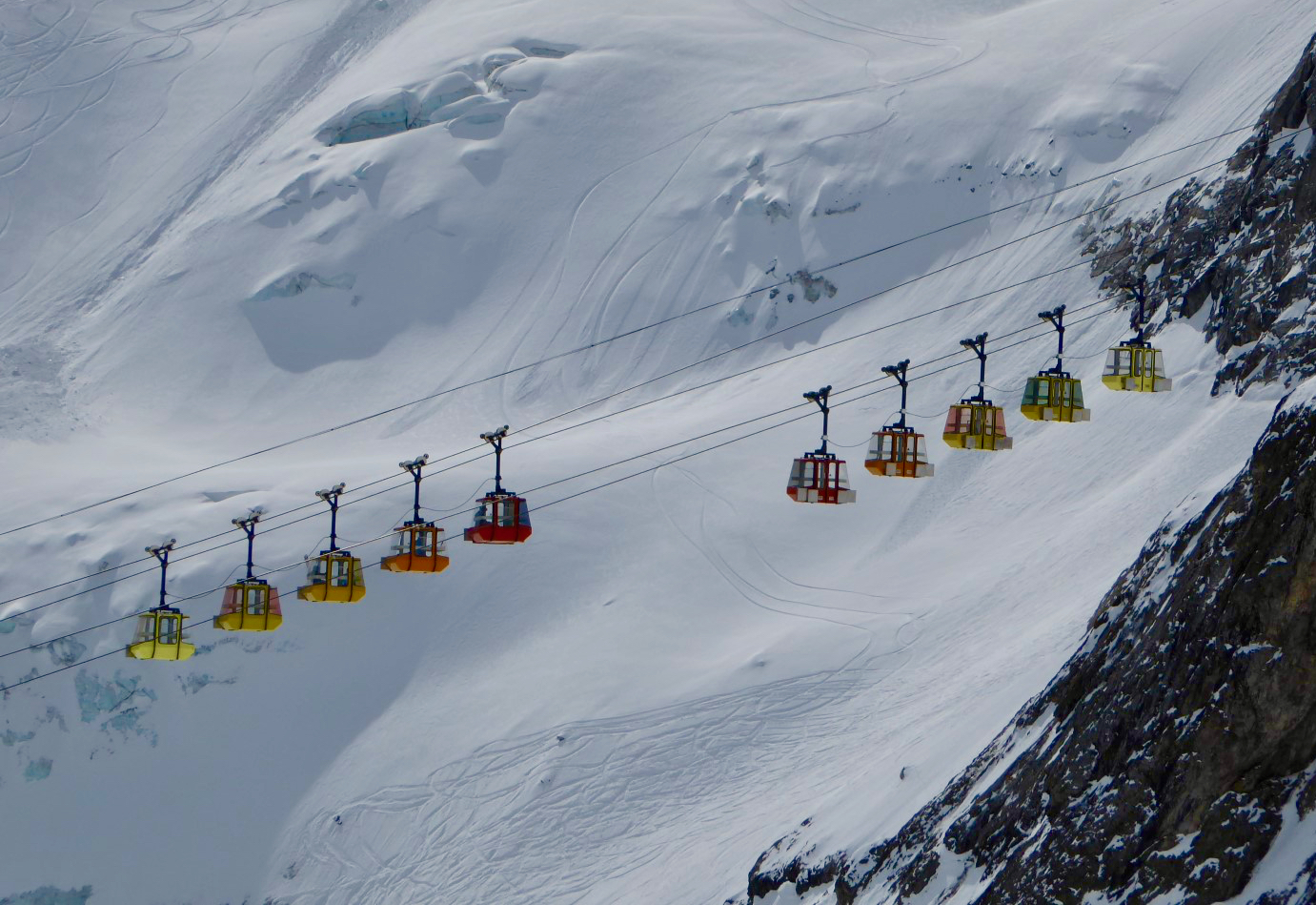 La Grave The History Of The Wildest Ski Area On The Planet