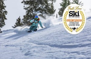 Dynastar's W88 ski wins Fall-Line Skiing's 2018 'Women's All Mountain: Mostly On Piste' award