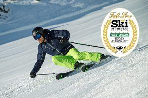 The Fischer Professor F17 wins Fall-Line Skiing magazine's 'Best Men's Piste Ski: Easy Cruising' award 2018