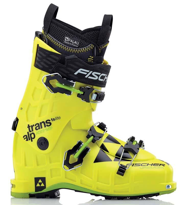 Fischer Transalp Vacuum Ts Lite Fall Line Skiing