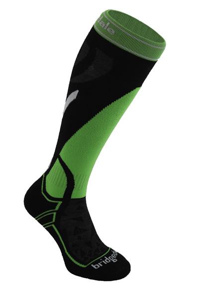Bridgedale Vertige Mid socks