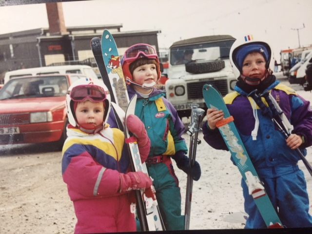 getting my family on skis