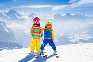 How to get your toddler skiing.