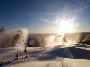 eco-friendly ski resorts