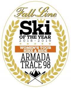 2018/19 SOTY: TOURING WINNER HIKE & RIDE - ARMADA TRACE 98