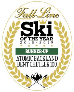 Atomic Backland Bent chetler 100