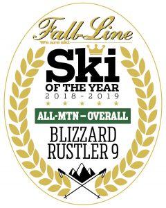 Blizzard Rustler 9