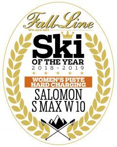 Salomon S Max W 10