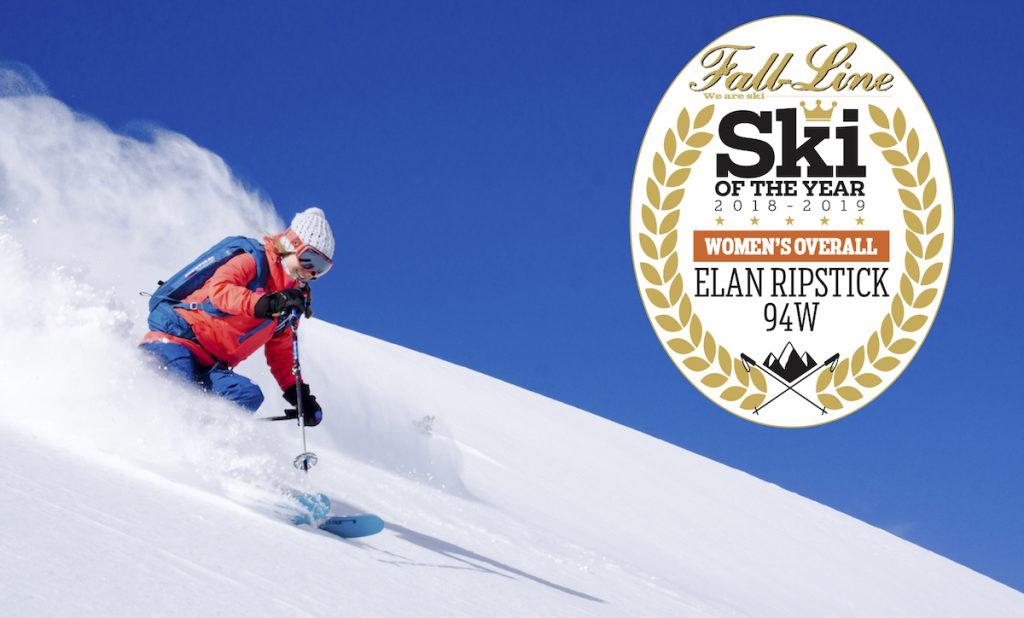 elan ripstick 94 W ski of the year - women's skis of the year