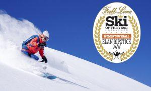 elan ripstick 94 W ski of the year
