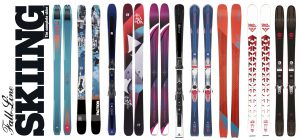 women's skis of the year