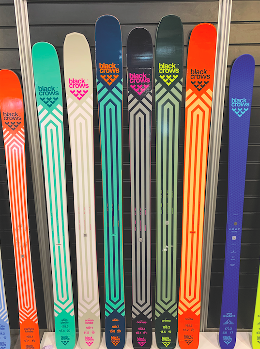 Best Powder Skis 2021 WINTER 2021 – THE BEST NEW FREERIDE AND BACKCOUNTRY SKIS – Fall
