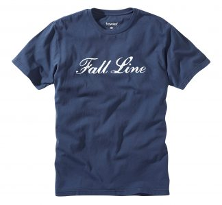 Fall-Line T-shirt - blue